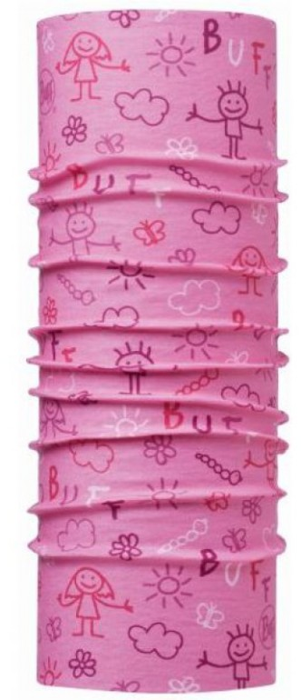 Baby Original BUFF Drawing Pink